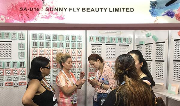 Ghlac Beauty Fly Beauty páirt i Beautyworld Middle East 2017